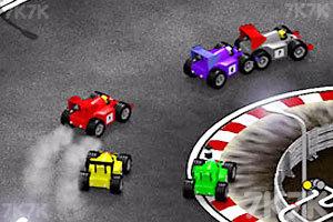 《F1赛车大奖赛2》游戏画面1