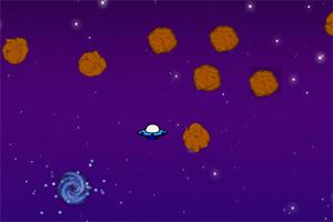 《飞碟星际之旅》游戏画面1
