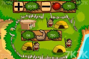 《原始人进化论》游戏画面1