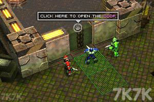《异形空间-团队力量》游戏画面4