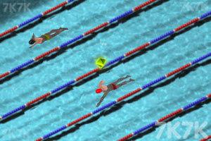 《运动会之游泳》截图5
