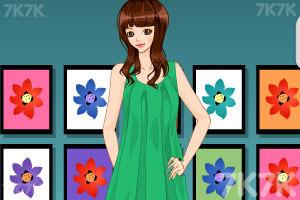《七彩纱裙》游戏画面2