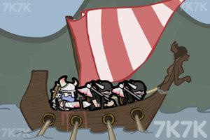 《海盗哈拉尔》游戏画面2