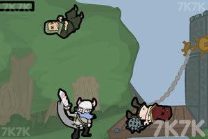 《海盗哈拉尔》游戏画面5