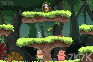 《猪猪救宝宝》游戏画面5