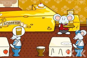 《小老鼠餐厅》游戏画面3