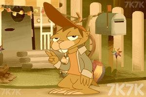 《鼹鼠和短耳兔主仆》游戏画面3