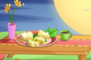 《冰淇淋夹心月饼》游戏画面1