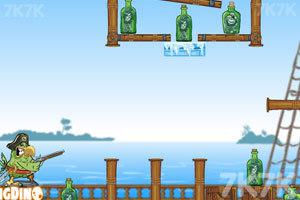 《愤怒的鹦鹉海盗》游戏画面5
