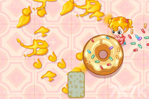 《可爱餐厅清洁工》游戏画面3