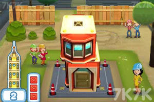 《高楼叠叠乐豪华3D版》游戏画面1