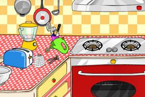 《露娜开放式厨房》游戏画面1