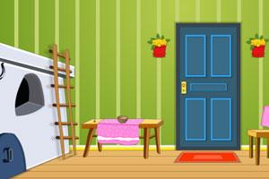 《爷爷的房间逃脱》游戏画面1