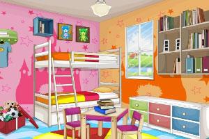 《布置儿童书屋》游戏画面1