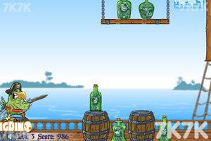 《愤怒的鹦鹉海盗无敌版》截图6