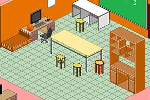 《布置个性房间》游戏画面1