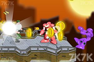 《强力特警》游戏画面4