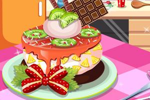 《最爱水果蛋糕》游戏画面1