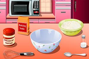 《彩虹马蛋糕》游戏画面1