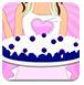 蓝色天鹅绒蛋糕