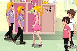 《电眼美女山寨版》游戏画面6