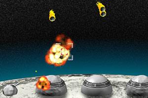 《流星陨落》游戏画面1