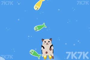 《火箭飞天猫》游戏画面2