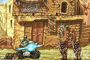 《合金弹头迷你版2》游戏画面4