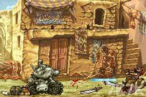《合金弹头迷你版2》游戏画面5