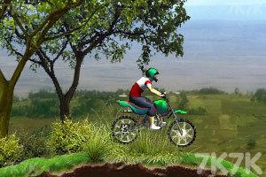 《特技小轮车越野赛》游戏画面6