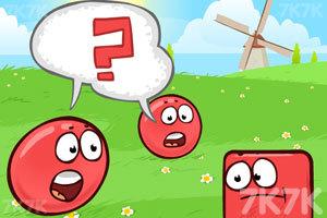 《小红球闯关4续集》游戏画面1