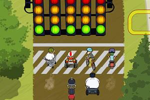《神奇小子大奖赛》游戏画面1