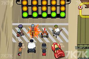 《神奇小子大奖赛》游戏画面5
