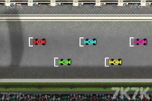 《疯狂F1极速漂移赛》游戏画面1