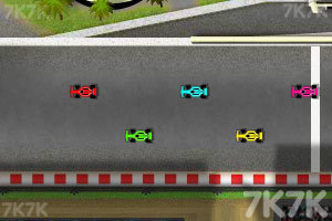 《疯狂F1极速漂移赛》游戏画面2