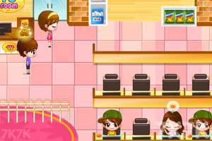 《可爱美眉开网吧》游戏画面8