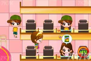 《可爱美眉开网吧》游戏画面9
