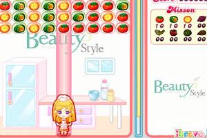 《阿Sue水果蛋糕房》游戏画面2