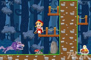 《小红帽看外婆》游戏画面5