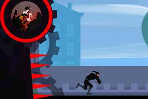 《急速奔跑无敌版》游戏画面1