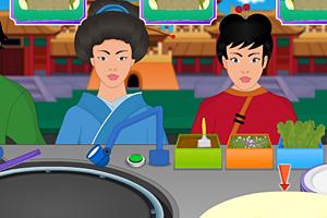 《美味煎饼店》游戏画面1