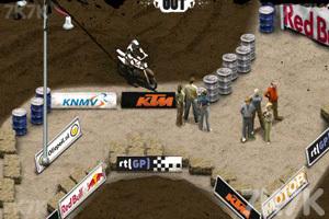 《红牛摩托漂移赛》游戏画面3