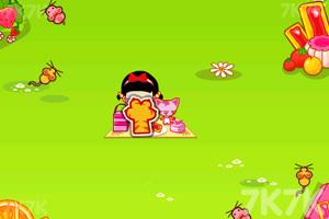 《小黑花花抓土拨鼠》游戏画面10