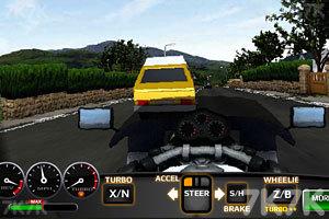 《3D暴风摩托》游戏画面3