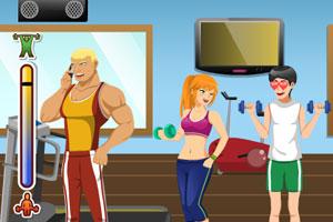 《健身房女郎》截图1