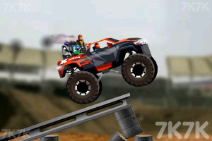 《特技四驱车2》游戏画面8