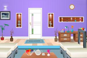 《精致小客厅逃脱2》游戏画面1