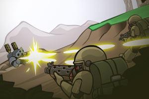 《和平守护者中文版》游戏画面1