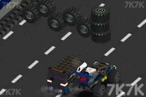 《3D乐高四驱车》游戏画面7