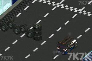 《3D乐高四驱车》游戏画面9